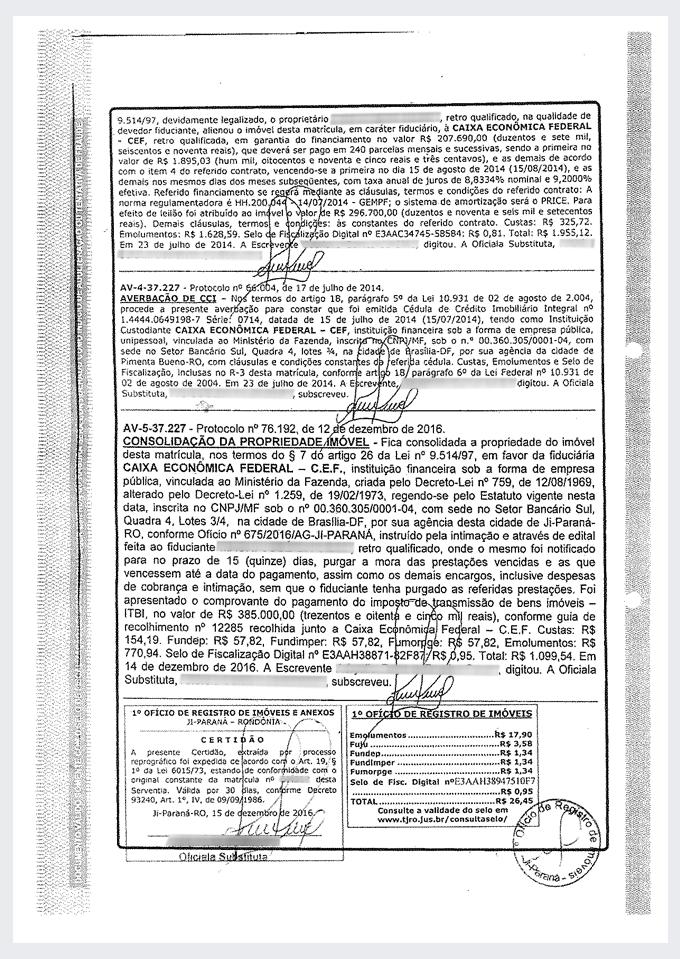 Consolidacao de Propriedade - Alienação do Imóvel: Como a Caixa garante o pagamento do Financiamento Imobiliário