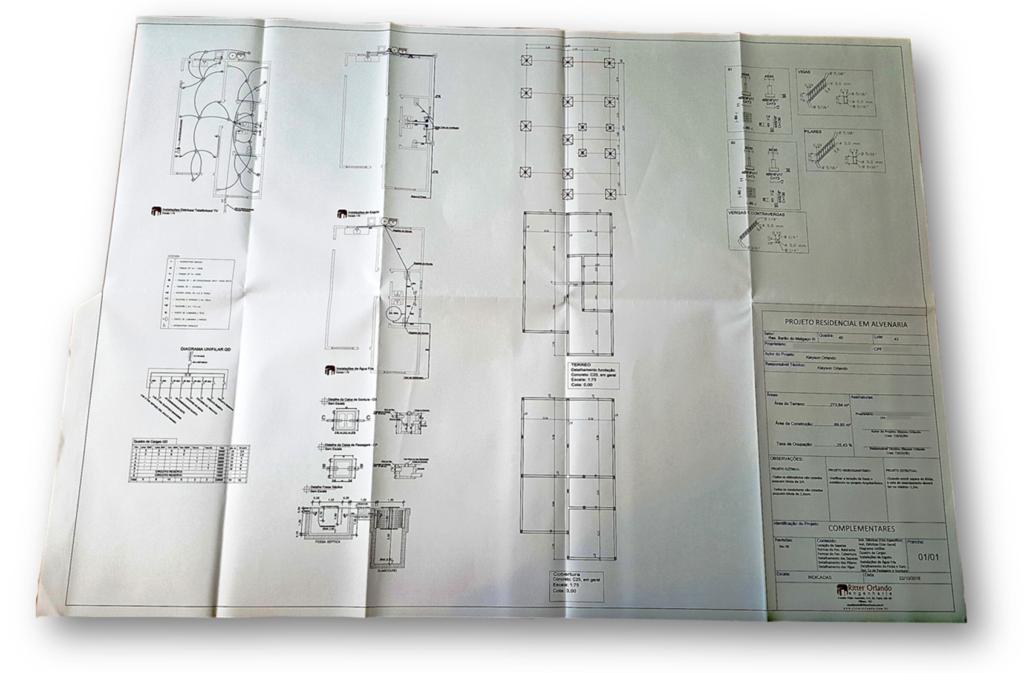 Projeto Complementar Exemplo 1 1 1024x673 - 5 Análises Técnicas da Caixa na proposta de financiamento imobiliário
