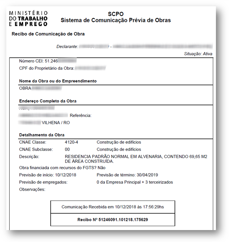 SCPO Exemplo 1 - 10 Documentos do Imóvel para Financiamento Imobiliário na CAIXA