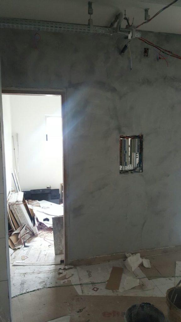 2.2 576x1024 - Cimento Queimado: Aprenda a fazer a parede do Mestre da Obra