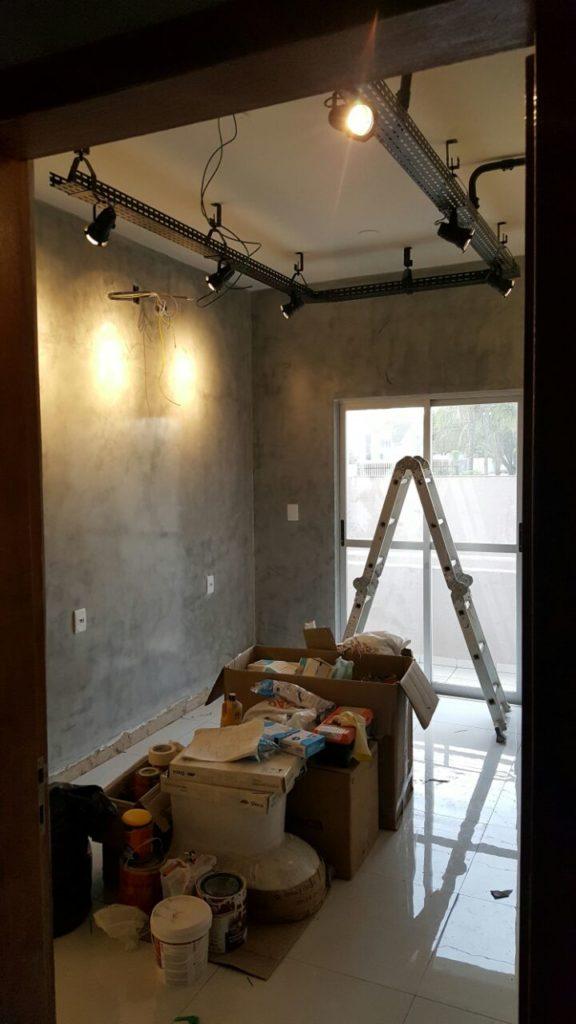 4.2 576x1024 - Cimento Queimado: Aprenda a fazer a parede do Mestre da Obra